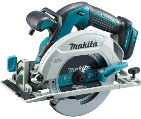 Makita-XSH03Z-18V-LXT-Lithium-Ion-Brushless-Cordless-6-1-2-Circular-Saw,-Bare-Tool-Only