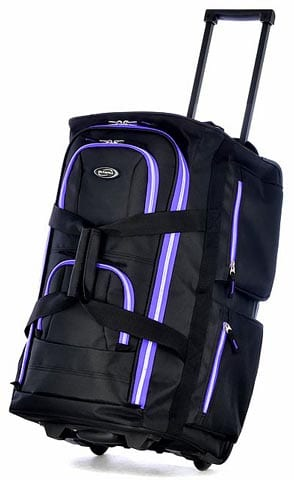 Olympia-Luggage--Pocket-Rolling-Duffel-Bag