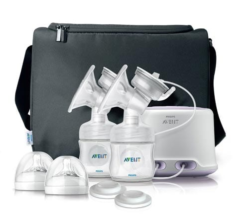 Philips-AVENT-Double-Electric-Comfort-Breast-Pump