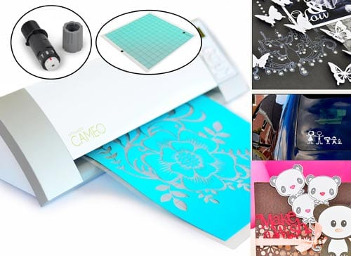 Silhouette-Cameo-Electronic-Cutting-Tool