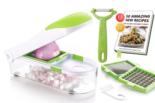 Vegetable's-Chef---Onion,-Vegetable,-Fruit-and-Cheese-Chopper