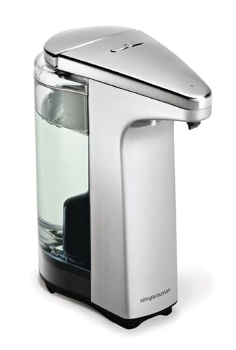 simplehuman-8-oz.-Sensor-Pump-with-Soap-Sample