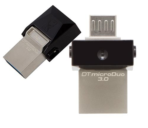 Kingston-Digital-32GB-Data-Traveler-Micro-Duo-USB-3.0-Micro-USB-OTG-(DTDUO3-32GB)