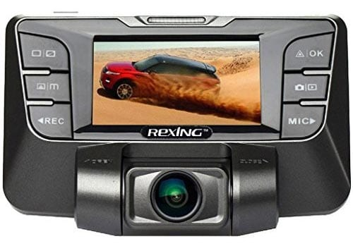 REXING-S300-Dash-Cam-Pro-1080P-170-degree-Wide-Angle-Super-Night-Vision-Mode,-Stealth-Design-for-Cars-(16GB-MicroSD-Card-Included)