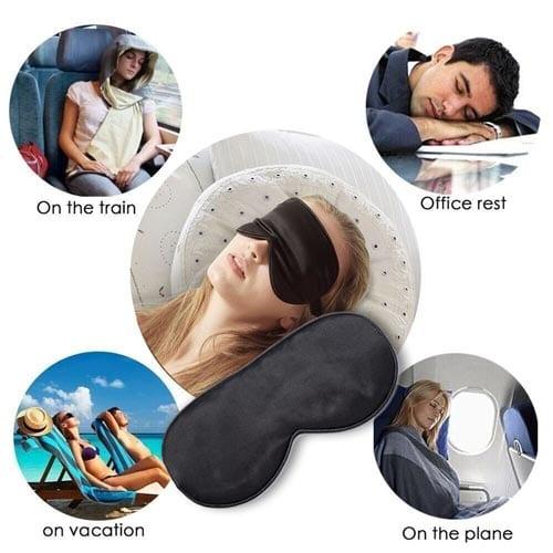 Sleep-Mask-Purefly-Natural-Silk-Eye-Mask-for-Women,Men,Kids-Super-Smooth-Blindfold-for-Travel,Shift-Work,Meditation