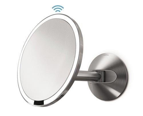 simplehuman-8-inch-Wall-Mount-Mirror