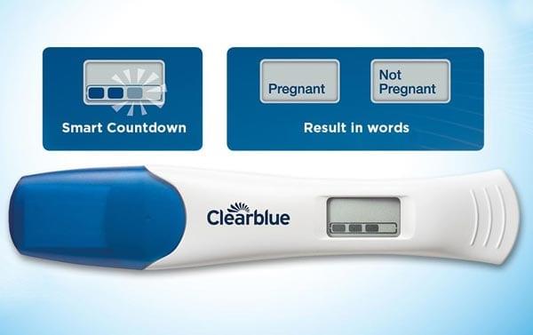 Digital-Pregnancy-Test