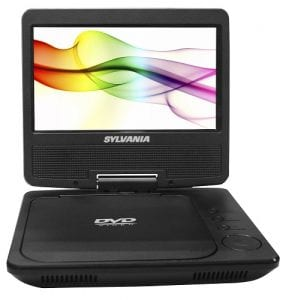 Top 10 Best Portable Blu-ray and DVD Players in 2019 Reviews
