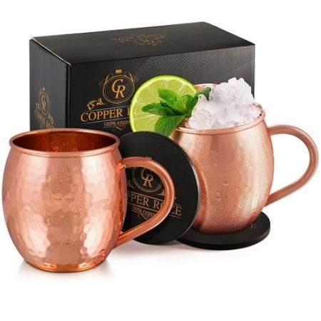 Top 10 Best Mint Julep Cups in 2018 Reviews