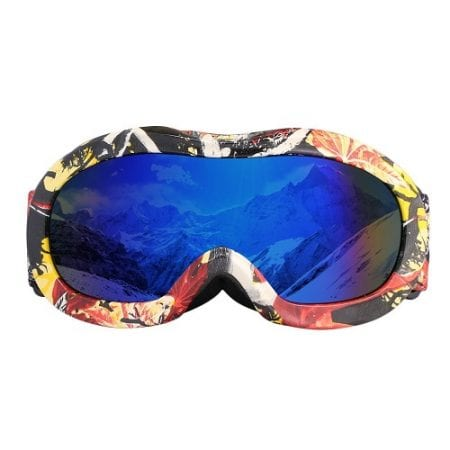 Top 10 Best Ski Goggles in 2018 Reviews