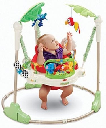 Top 10 Best Baby Bouncers in 2018 Reviews