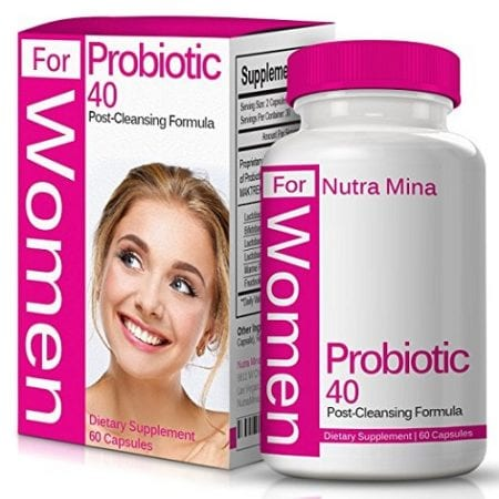 Top 10 Best Probiotics Supplements for Your Health in 2019 Reviews