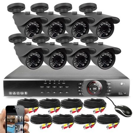 Top 10 Best Security Cameras in 2019 Reviews