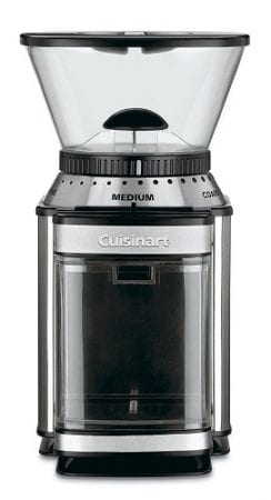 Top 10 Best Coffee Grinders in 2017 Reviews