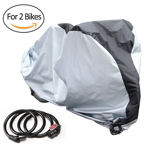 Top 10 Best Bike Covers in 2019 Reviews