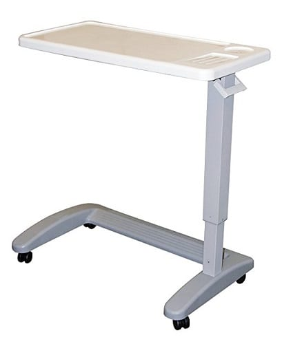Top 10 Best Hospital Bed Tables Reviews In 2018