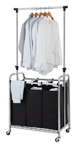 Top 10 Best Laundry Carts Reviews in 2020