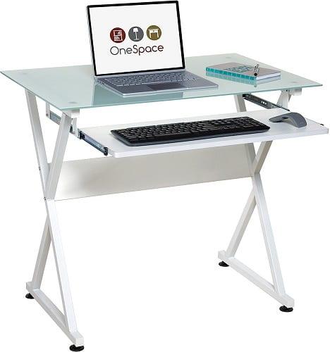Top 10 Best Glass Computer Desks in 2021 Reviews