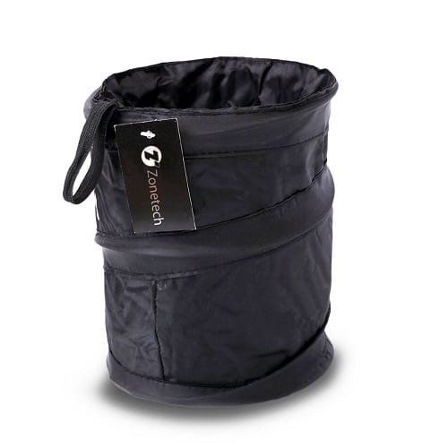 Top 10 Best Car Trash Cans and Bags in 2021 Reviews