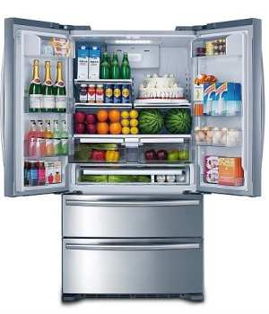 Top-Rated Best French Door Refrigerators for Optimizing Freshness in 2018 Reviews