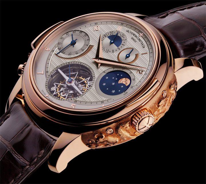 ab6e596ab Takéto hodinky sú akýmsi znamením, že osoba má vysoký status a povesť.  Najdrahšia kópia z Lange & Sohne sa odhadovala na 2,5 milióna dolárov.
