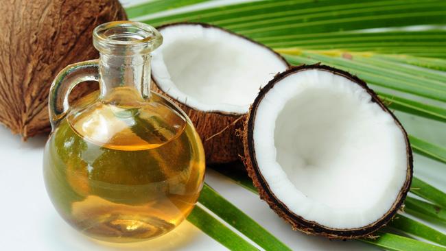 Aceite de coco Para La Infección Vaginal