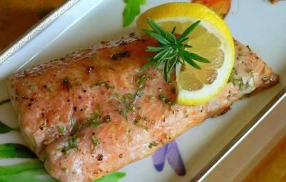 El salmón salvaje