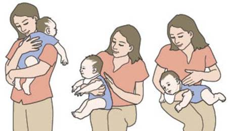 Rote ton bébé