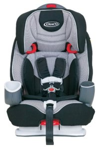 1.Graco Nautilus 3-in-1 Car Seat