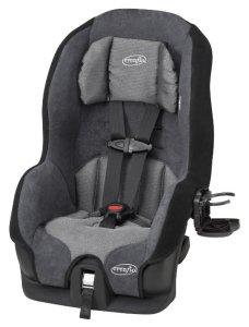 3. Evenflo Tribute LX Convertible Car Seat