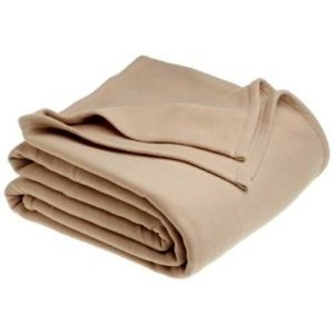 3. Martex Super Soft Fleece Full Queen Blanket
