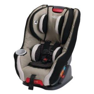 4. Graco Size4Me 65 Convertible Car Seat