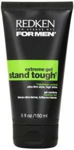 7. Redken Stand Tough Extreme Hold Gel, 5 Ounce