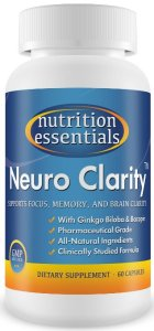 1. All-Natural Brain function booster