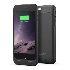 2. Anker Ultra Slim Extended Battery Case for iPhone 6 and 6s