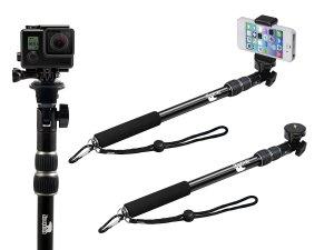 4. Monopod GoPro Selfie Stick
