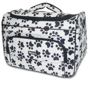 5. Wahl Paw Print Travel Tote for Professional Grooming