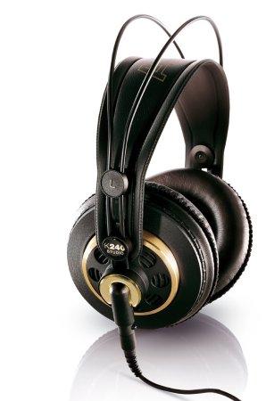 6. AKG K 240 Semi-Open Studio Headphones
