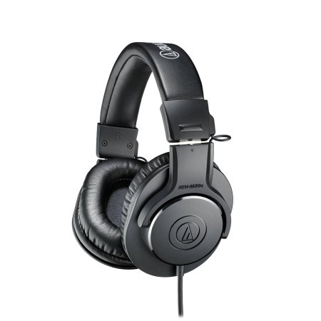 8. Audio-Technica ATH-M20x Professional Headphones