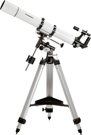 8. Orion AstroView 90mm Equatorial Refractor Telescope
