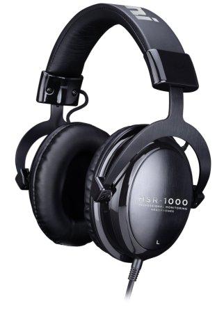 9. Gemini DJ HSR-1000 - Professional Monitoring Headphones
