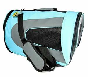 9. Soft Sided Pet Travel Carrier