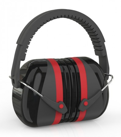 10.Focus in Silence Safety Earmuffs