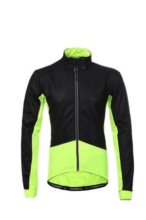 4.Long Sleeve Thermal Barrier Cycling Jacket