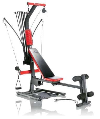 1.Bowflex PR1000 Home Gym