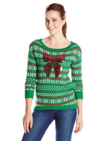6.Top 10 Best Christmas Hat Sweater 2015