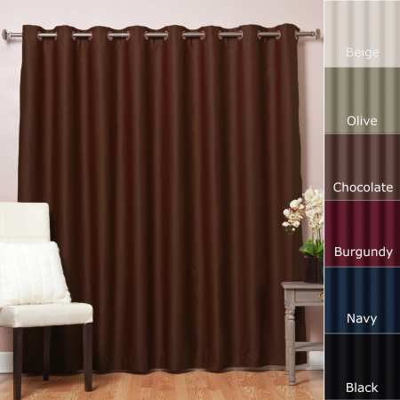 7.Top 10 Best Sliding Glass Door Curtains with Reviews