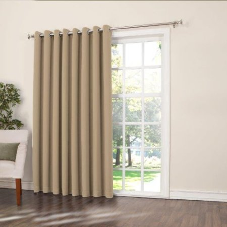 9.Top 10 Best Sliding Glass Door Curtains with Reviews