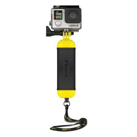10.Bobber - Floating Hand Grip for GoPro HERO Cameras