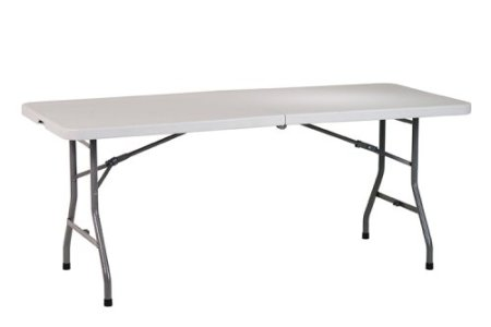 4.Top 10 The Best Utility Folding Tables Review in 2016